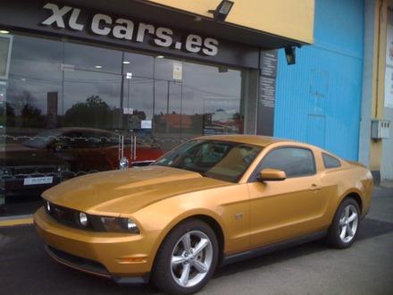 Mustang Dorado >> Ford Mustang Gt 2010