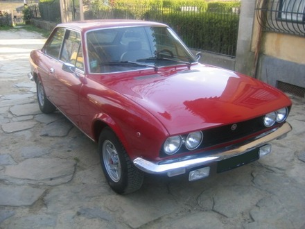 Fiat 124 Sport Coupe BC