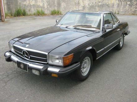 Mercedes Benz 450 SL