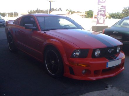 Ford Mustang GT ROUSH