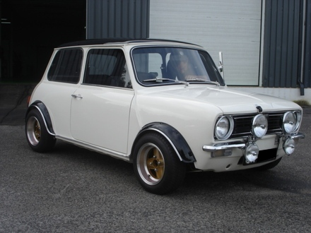 Mini 1.275 GT Réplica Works