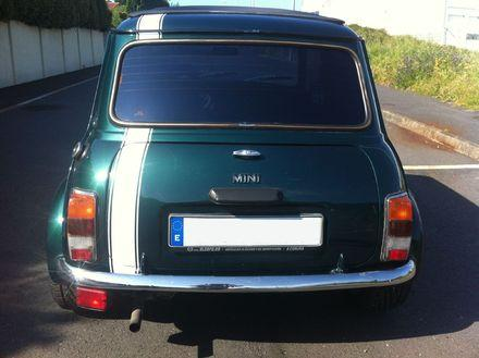 Mini Cooper 1.300i British Open
